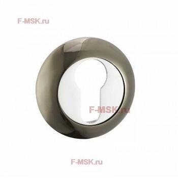 Накладки под цилиндр ETBN/CP черный никель/хром (Товар №  ZA11707)