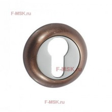Накладки под цилиндр ETR медь (Товар №  ZA11705)