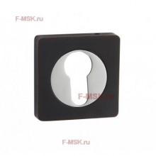 Накладки под цилиндр ET02BL черный с патиной (Товар №  ZA11708)