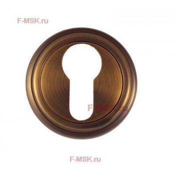 Накладки под цилиндр ET03ACF блестящий кофе (Товар №  ZA11717)