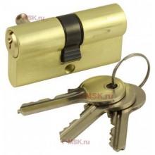Механизм цилиндрический V60-3SB матовое золото (Товар №  ZA11749)