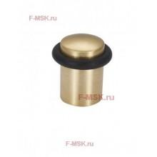 Дверной ограничитель DS1SB матовое золото (Товар №  ZA11757)