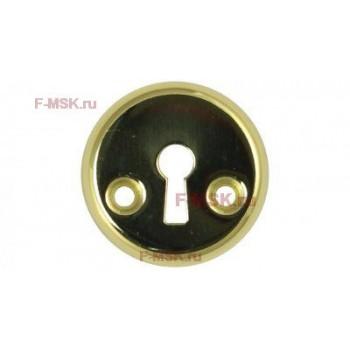 Накладки под ключ 016PB золото (Товар №  ZA11788)
