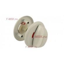 Фиксатор сантехнический 0350WC W белый (Товар №  ZA11784)