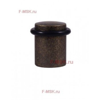 Дверной ограничитель DS2BR состаренная бронза (Товар № ZF113825)