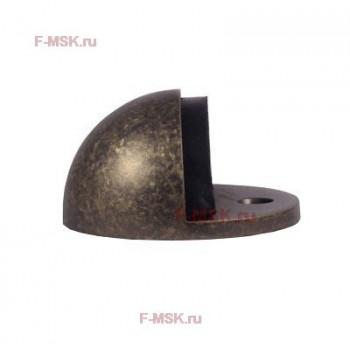 Дверной ограничитель DS3BR состаренная бронза (Товар № ZF113828)