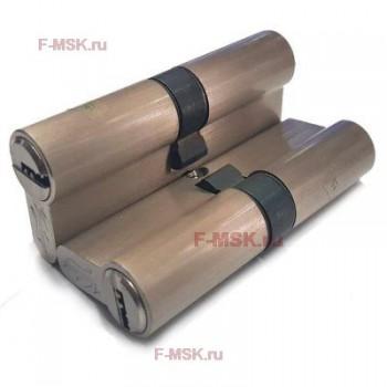 Механизм цилиндрический с повышенной секретностью P60мм - P110мм SN матовый никель (Товар № ZF113850)