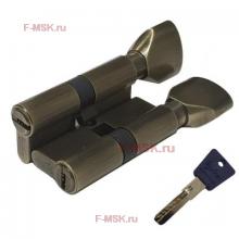 Механизм цилиндрический с повышенной секретностью PC60мм-P70Cмм AB бронза