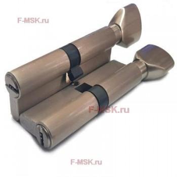 Механизм цилиндрический с повышенной секретностью PC60мм-PC110мм SN матовый никель (Товар № ZF113853)
