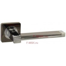 Дверная ручка V05BN/CP черный никель/хром (Товар №  ZA11590)