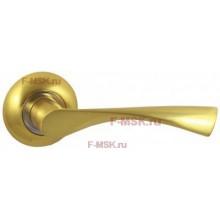 Дверная ручка V23C AL матовое золото (Товар №  ZA11610)