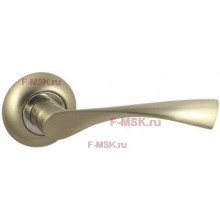 Дверная ручка F23D AL матовый никель (Товар №  ZA11612)