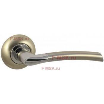 Дверная ручка F40D AL матовый никель (Товар №  ZA11616)