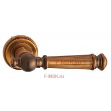 Дверная ручка V83ACF AL блестящий кофе (Товар №  ZA11617)