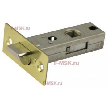 Защелка межкомнатная L45SB матовое золото (Товар №  ZA11633)