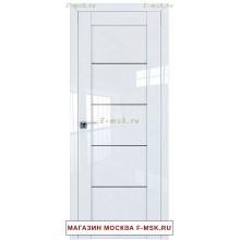 Межкомнатная дверь L2.11 белый люкс (Товар № ZF113446)