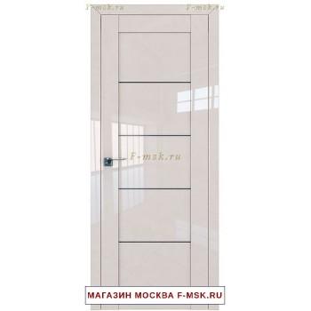 Межкомнатная дверь L2.11 магнолия люкс (Товар № ZF113447)