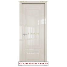 Межкомнатная дверь L 2.102 магнолия люкс (Товар № ZF113459)