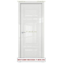 Межкомнатная дверь L 2.104 белый люкс (Товар № ZF113466)