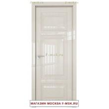 Межкомнатная дверь L 2.104 магнолия люкс (Товар № ZF113467)
