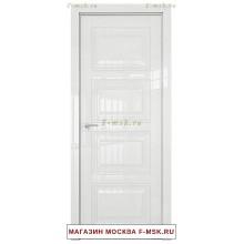 Межкомнатная дверь L 2.106 белый люкс (Товар № ZF113474)