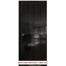 Межкомнатная дверь Дверь 1 STK черная сосна (Товар № ZF111814)