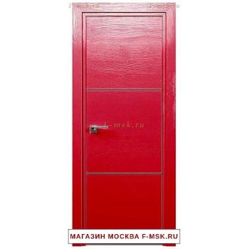 Межкомнатная дверь Дверь 2 STK Pine red glossy (Товар № ZF111817)
