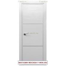 Межкомнатная дверь Дверь 2 STK Pine white glossy (Товар № ZF111815)
