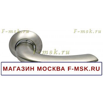 Ручка Sillur 120 матовый хром (Товар № ZF113721)