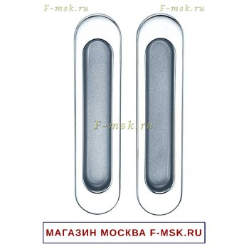 Ручка Sillur A-KO5 матовый хром (Товар № ZF113738)