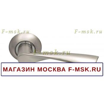 Ручка Sillur X11 хром матовый (Товар № ZF113728)