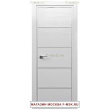 Межкомнатная дверь Дверь 7STK Pine white glossy (Товар № ZF111835)