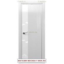 Межкомнатная дверь Дверь 14STK Pine white glossy (Товар № ZF111862)