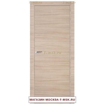 Межкомнатная дверь Дверь 1Z капучино кроскут (Товар № ZF111873)