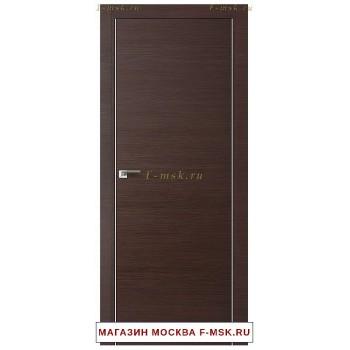 Межкомнатная дверь Дверь 1Z венге кроскут (Товар № ZF111876)