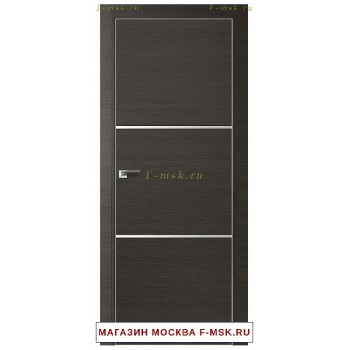 Межкомнатная дверь Дверь 2Z грей кроскут (Товар № ZF111880)
