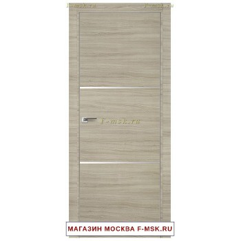 Межкомнатная дверь Дверь 2Z капучино кроскут (Товар № ZF111878)