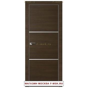 Межкомнатная дверь Дверь 2Z малага черри кроскут (Товар № ZF111879)