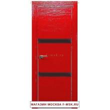 Межкомнатная дверь Дверь 30STK Pine red glossy (Товар № ZF111871)