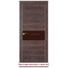 Межкомнатная дверь Дверь 4Z дуб тронкайс темный (Товар № ZF111895)