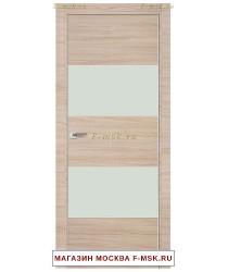 Межкомнатная дверь Дверь 10Z капучино кроскут (Товар № ZF111922)