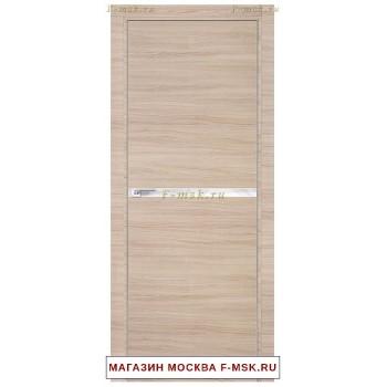 Межкомнатная дверь Дверь 11Z капучино кроскут (Товар № ZF111927)