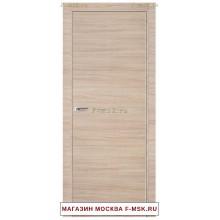 Межкомнатная дверь Дверь 12Z капучино кроскут (Товар № ZF111932)