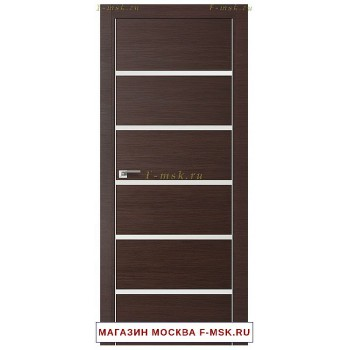 Межкомнатная дверь Дверь 13Z венге кроскут (Товар № ZF111940)