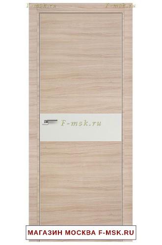 Межкомнатная дверь Дверь 21Z капучино кроскут (Товар № ZF111971)