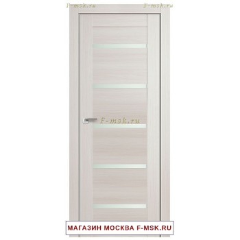 Межкомнатная дверь x7 ДО эш вайт мелинга (Товар № ZF111972)