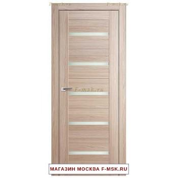 Межкомнатная дверь x7 ДО капучино мелинга (Товар № ZF111973)