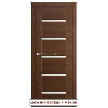 Межкомнатная дверь x7 ДО малага черри кроскут (Товар № ZF111974)