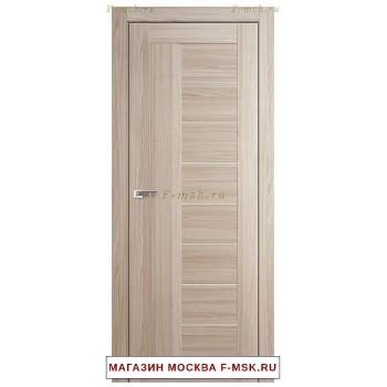 Межкомнатная дверь x17 капучино мелинга (Товар № ZF111993)