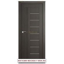 Межкомнатная дверь x17 грей мелинга (Товар № ZF111995)